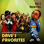 Dave's Favorites Vol. 3 ��Vocal Plus�� | �����Х롦���㥺�����������ȥ�  ( �ӥå��Х�� | CD )