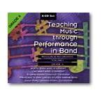 バンドの演奏を通じた音楽指導 Vol. 1:グレード6 | ノース・テキサス・ウインド・シンフォニー、他  (4枚組)  ( 吹奏楽 | CD )
