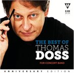 The Best Of Thomas Doss For Concert Band 輸入盤