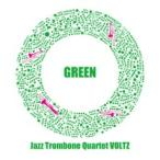 Green | Jazz Trombone Quartet VOLTZ  ( CD )