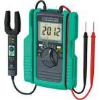 ショッピング2012 共立電気計器 KEWMATE 2012R AC/DCクランプ付デジタルマルチメータ