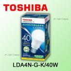 東芝 LDA4N-G-K/40W LED電球 昼白色 『LDA4NGK40W』
