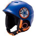 Sale! スワンズ ジュニア ヘルメット SWANS H-55 ブルーオレンジ BLOR [75300650]