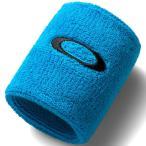 オークリー OAKLEY リストバンド ショート ブルー WRIST BAND S 3.0 Imperial Blue [99394JP-69j]