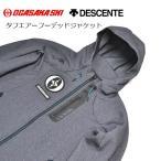 オガサカ OGASAKA TEAM デサント DESCENTE オガサカチーム タフエアー フーデッドジャケット BKM