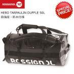 ロシニョール ダッフルバッグ ROSSIGNOL HERO TARPAULIN DUFFLE 50L RKGB104