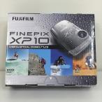 FUJIFILM デジタルカメラ FINEPIX XP10 シルバー 1220万画素