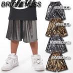 キッズ 男の子 女の子 ダンスパンツ バスケットパンツ ヒップホップ 衣装 ハーフパンツ GR-13-14