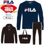 予約 福袋 2021 メンズ フィラ スポーツ 2021年 FILA ブランド 4点セット M L  ...