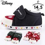 訳アリ スニーカー ベビー ディズニー Disney シューズ ベビー靴 14.5cm 男 女 男の子 女の子 ファーストシューズ 軽量 ミッキーマウス ミニーマウス 決算価格
