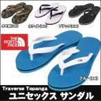 THE NORTH FACE ザ・ノースフェイス ユニセックス ビーチサンダル (Traverse Topanga 靴 シューズ アウトドア 海 サンダル メンズ レディース)
