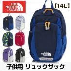 ノースフェイス THE NORTHFACE キッズ バックパック デイパック リュック バッグ(K'S BOOK PACK BAG ブックパック 14L 子供