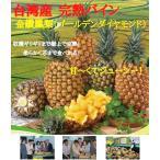 予約販売!完熟台湾パイナップ 常温約10kg(約6〜8玉) 台湾 金鑽パイン 鳳梨 糖度14度以上 甘い パイナップル 送料無料 【代引不可・日時指定不可】