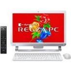 ショッピングREGZA TOSHIBA REGZA PC 21.5型 フルHD液晶オールインワン WINDOWS 8.1 /OFFICE 2013 PD71/T2MSVW