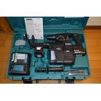 マキタ24mm充電式ハンマドリル18V6.0Ah(集塵システム付)HR244DRGXV(青)/HR244DGXVB(黒)