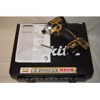 マキタインパクトドライバーTD137D限定ゴールド本体+ケース(TD137DSP1バラシ品)