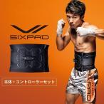 \最新モデル/ 最新モデル シックスパッド パワースーツライト アブズ SIXPAD Powersuit Lite Abs EMS 腹筋 筋肉 シックスパット ジェルシート不要 筋トレ PSL