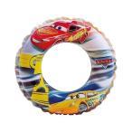カーズ 浮き輪 うきわ フロート ウォーターフロート ディズニー  Disney CARS 海水浴 プール 川遊び INTEX インテックス