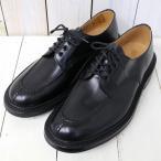�ڥݥ����5�ܡ�Tricker��s (�ȥ�å�����)��M6214-U���åץ��塼����(BLACK CALF)