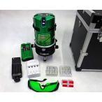 GX9001PD 電子整準 フルライン 追尾 プラチナグリーンレーザー レーザーテクノ