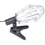 フジマック LED投光器 JL21C 超明るい85W フルスパイラル クリップ付 LED作業灯 ハンドランプ LED-21C FMC