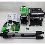 追尾仕様 グリーンレーザー墨出し器 センサーナビ TGL-9D SB-G