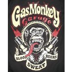Gas Monkey Garage ガス・モンキー・ガレージ 長袖ワークシャツ Plug 正規品 長袖シャツ