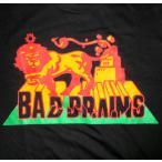 バッド・ブレインズ Bad Brains Tシャツ DC 正規品 ロックTシャツ バンドTシャツ