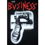 ザ・ビジネス The BUSINESS Tシャツ 黒 ブーツ 正規品 Oi/PUNK,フーリガン系 ロックTシャツ バンドTシャツ