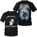メタリカ METALLICA Tシャツ Metal Up Your Ass 正規品 ロックTシャツ バンドTシャツ