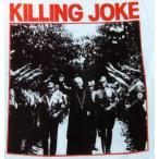 キリングジョーク KILLING JOKE Tシャツ POPE 正規品 ロックTシャツ バンドTシャツ