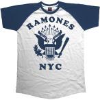 ラモーンズ RAMONES Tシャツ Shag シャグ ベージュ系 ロックTシャツ バンドTシャツ