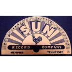 Sun Records サン・レコード Tシャツ 黒 US正規品 ロックTシャツ バンドTシャツ