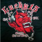ラッキー13 LUCKY13 ワークジャケット レッド・デビル Red Devil