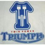 トライアンフ TRIUMPH Tシャツ Twin 正規品