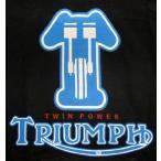 トライアンフ TRIUMPH パーカー Twin Power 正規品