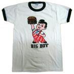 ビッグ ボーイ リンガー Tシャツ Big Boy 白 正規品