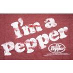 ドクター・ペッパー Dr. Pepper Tシャツ I'm Pepper US正規品