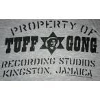 タフ・ゴング Tシャツ Tuff Gong 杢 正規品 レゲエ ボブ マーリー 関連