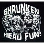 ラッキー・ミュール Lucky Mule Tシャツ Shrunken Head by Dirty Donny
