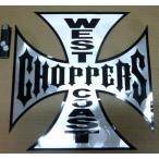 ウェスト・コースト・チョッパーズ West Coast Choppers ステッカー12.5inc 正規品