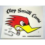 クレイ・スミス Clay Smith ステッカー 左右ペア 正規品