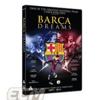 """【サッカー FCバルセロナ】【国内未発売】FCバルセロナ DVD """"BARCA DREAMS"""" (2016年発売) ECM14"""