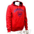 【予約PRM05】アーセナル クラブオフィシャル フーデッドパーカー レッド【Arsenal/ガンナーズ/プレミアリーグ/サッカー】