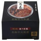 【送料無料】K&K 国分 缶詰 缶つま極 松阪牛大和煮 EO缶 160g(12缶入×1ケース)
