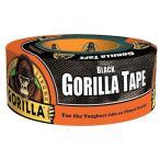 【ゴリラ】テープ ブラック 超強力多用途ダクトテープ 幅48mm×長さ11m×厚さ0.43mm(KURE-E-1776)