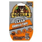 【ゴリラ】テープ クリスタルクリア 強力防水超耐久接着テープ 幅48mm×長さ8.2m×厚さ0.18mm(KURE-E-1778)