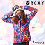 レディース スノーボード ウェア ジャケット ROXY ロキシー 蜷川実花 × ROXY JETTY JK ERJTJ03087 16-17モデル DX J14