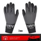 サーフィン グローブ SURF8 サーフエイト SMOOTH RUBBER GLOVE 86F2X9 サーフグローブ 2mm DDF J29