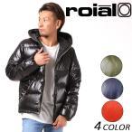 SALE セール メンズ ダウン ジャケット roial ロイアル DW43 EE3 J16